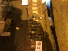 Circuit Boards for Class 73 Loco