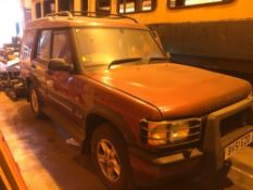 Series 2 Land Rover discovery TD5