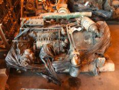 Leyland 680 engine first generation DMU