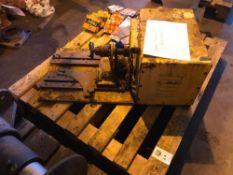 Loco Speedo Testing Equipment'