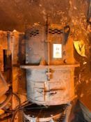 Two times radiator fan motors for class 73 loco
