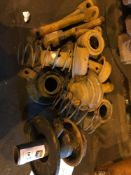 Brake cylinder parts for Class 73 Loco
