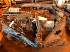 Leyland 680 first generation engine DMU