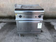 Electrolux oven and hot plate
