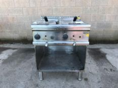 Electrolux twin fryer