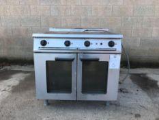 Commander oven