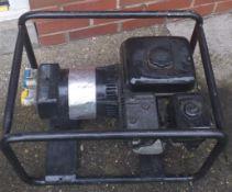 Honda Generator 2.5 KVA