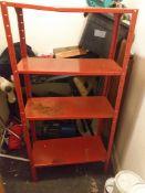 Steel Storage Shelves