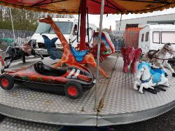 NCM's Collective Auction On Behalf Of Retained Clients and Sole Traders Featuring Fairground Rides, Tooling, Cash Registers