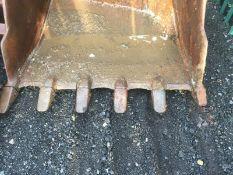 5ft Excavator Bucket 90mm Pins