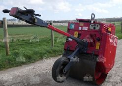 Benford Terex Vibrating Single Drum MBR71