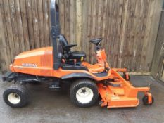 Kubota 3680 Out Front Diesel 4WD Ride On Mower