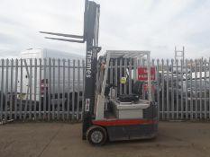Kalmar 1.5 Tonne 3 Wheel Forklift