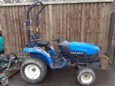 Ford TC21 New Holland Compact Tractor