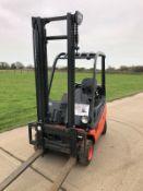 Linde Gas Forklift