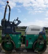 Benford Double Drum Vibrating Roller TV1200