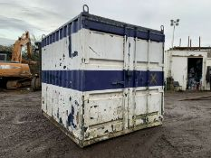 Steel Anti Vandal Storage Container