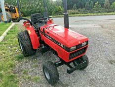 Case International 234 Compact Tractor