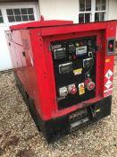 Cummins Turbo 105 KVA Generator