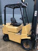 Hyster diesel forklift truck 1.5tonne lift