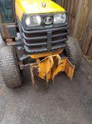 Kubota 2110 Compact Tractor