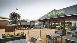 Entire Contents of Ex Waitrose Store Including Commercial Catering, Restaurant Furniture, Cold Rooms, Office Furniture and More