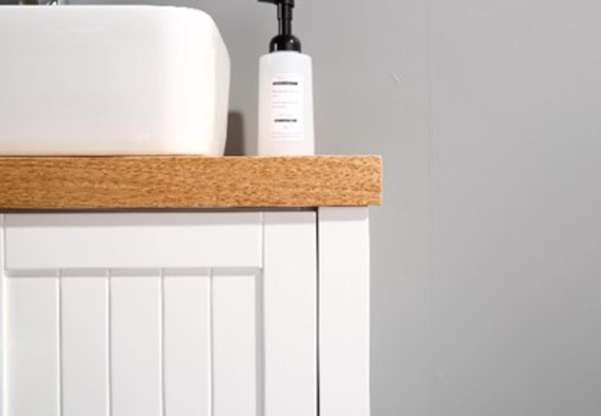 Lot 1 - Miura Vanity Unit & Basin Sink Floor Standing Victorian Bathroom