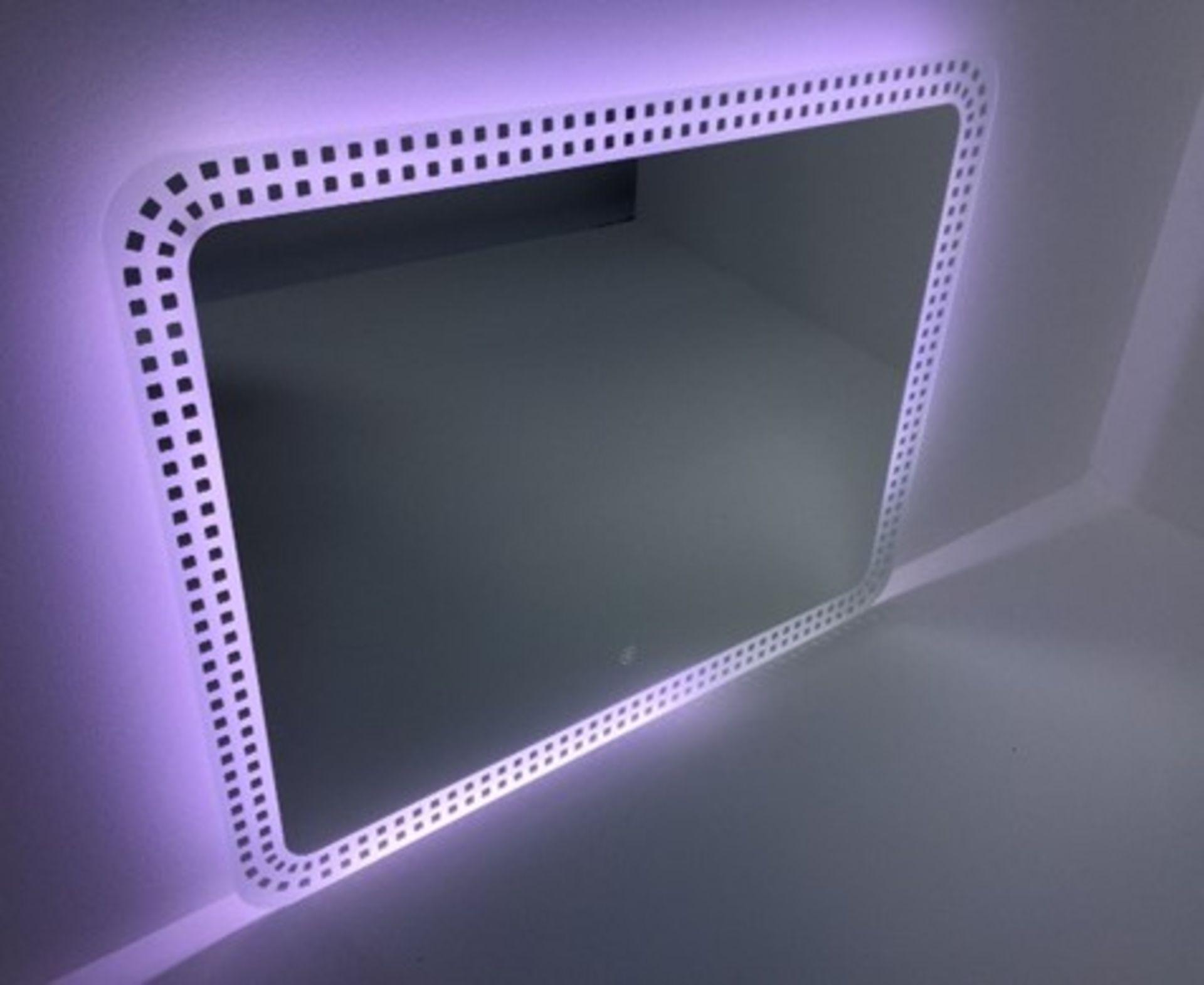 Lot 53 - Bathroom Illuminated LED Mirror