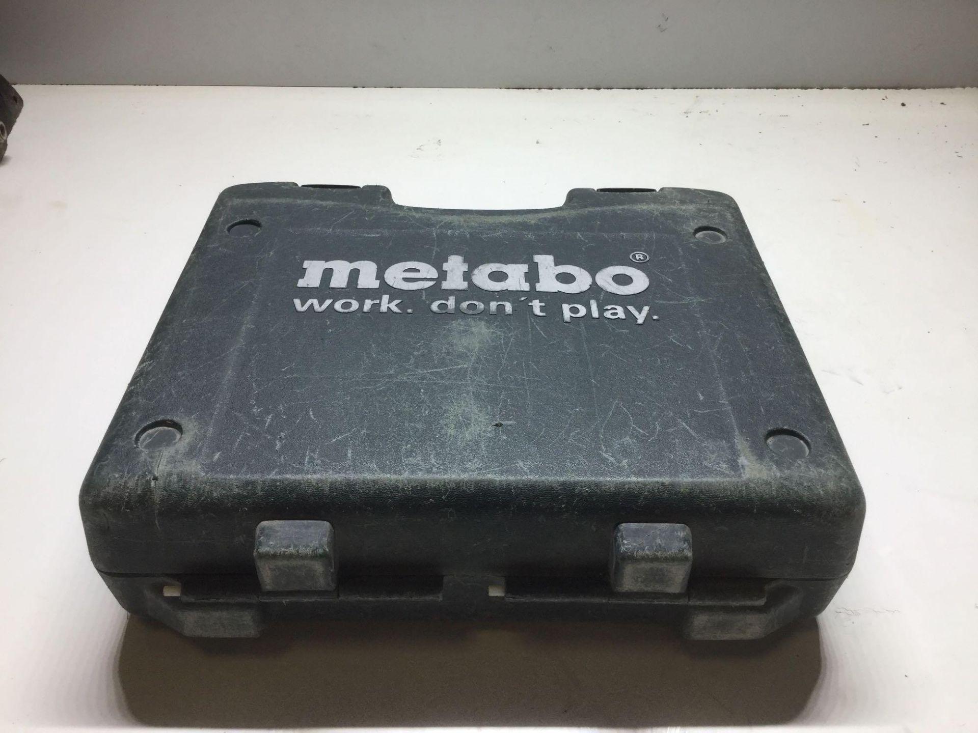 Lot 43 - Metabo STEB 70 Quick Jigsaw 110v