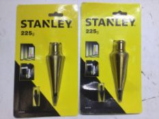 Stanley 225 g plumbob x2