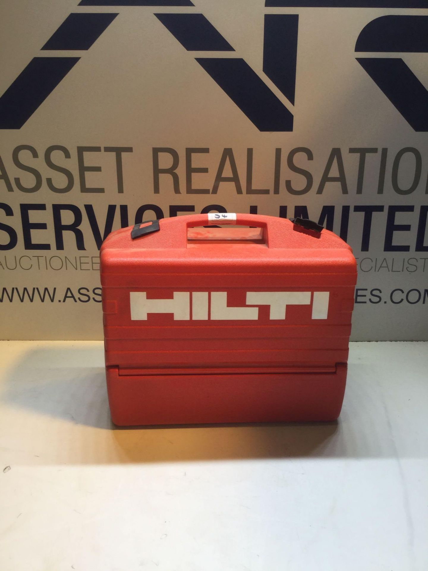 Lot 54 - Hilti DC-SE20 Wall Chaser Set New In Box 110v