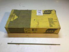 116x3 Esab 3.2 x 350mm Eletrode / Stick Rods x116 Per box