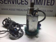 Ryne submersible pump 240v