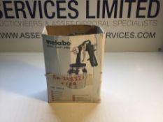 Metabo Paint Spray Gun New In Box