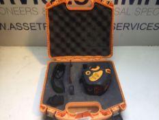 QEO Fennel Cross Pointer 5SP Laser Level Kit
