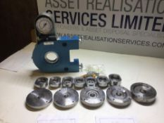 Skidmore wilhelm Bolt tension calibrator