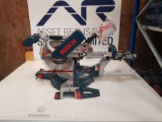 Bosch GCM 12 SD PROFESSIONAL Compound Mitre Saw 110v