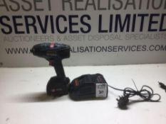 Bosch GDR 18v Tec Drill with Charger & 2.6v Battery