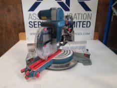 Bosch GCM12 GDL Professional Double Bevel Gliding mitre Saw / Chop Saw 110v As New