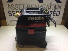 Metabo ASR 25 L SC Vacuum Cleaner With 110v Socket