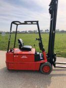 Linde Electric Forklift Truck E15