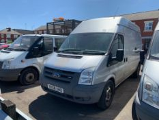 Ford Transit Van - ENTRY DIRECT FROM LOCAL AUTHORITY