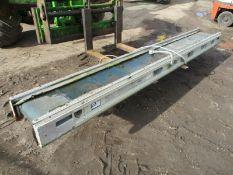 Lissmac Liba 300 Conveyor