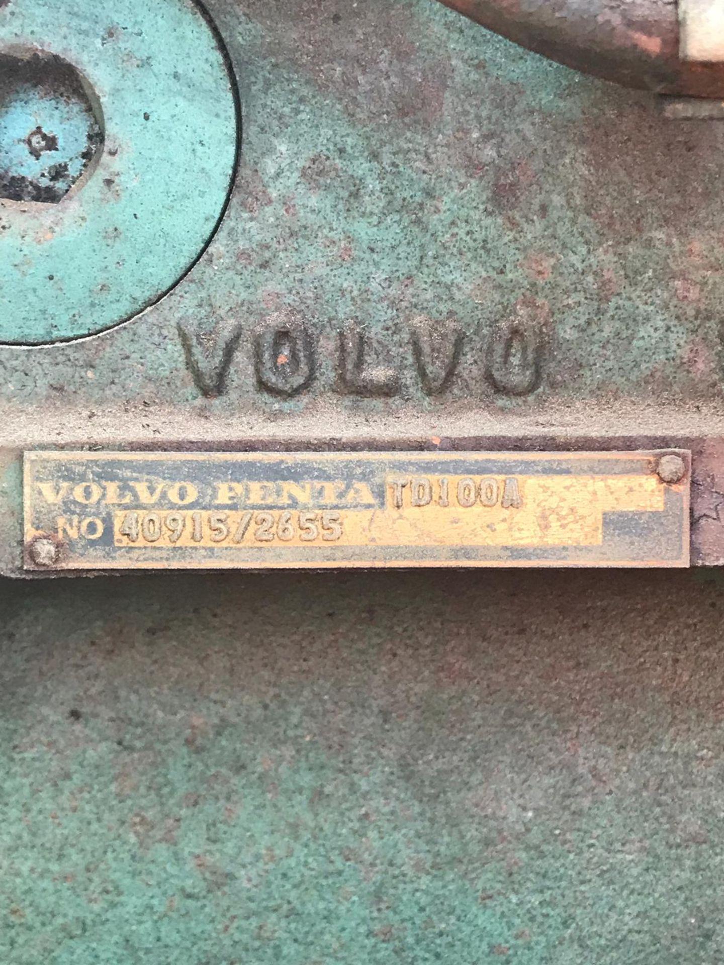 Lot 24 - Volvo Penta Generator 160KVA 415/240 volt NO VAT