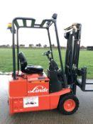 Linde Electric Forklift Truck E12