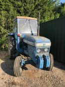 Leyland 272 Tractor