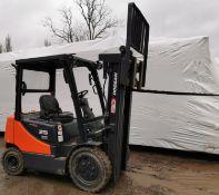 Doosan 2010 2.5T Forklift