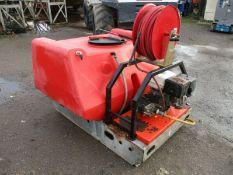 Honda GX340 Drain Jetter Pressure Washer