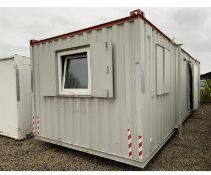 Portable Storage Unit Insulated