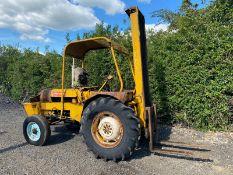 Conveyancer Rough Terrain Forklift